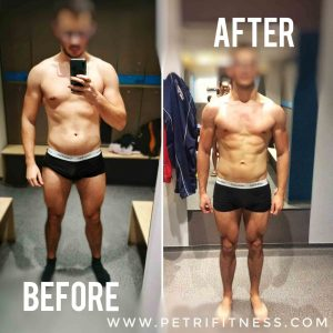 body transformation petrifitness