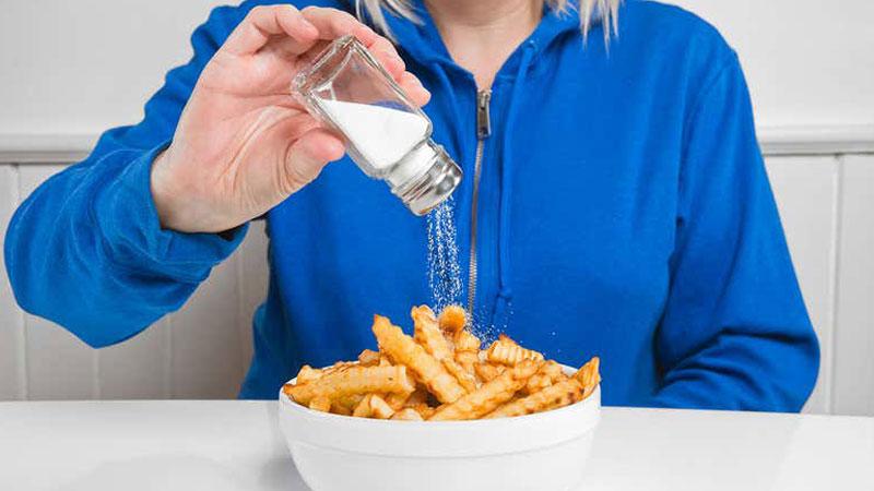 consumul de sare